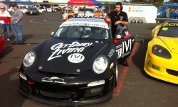 Porsche Track Support